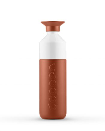 Dopper Insulated 580ml Terracotta Tide